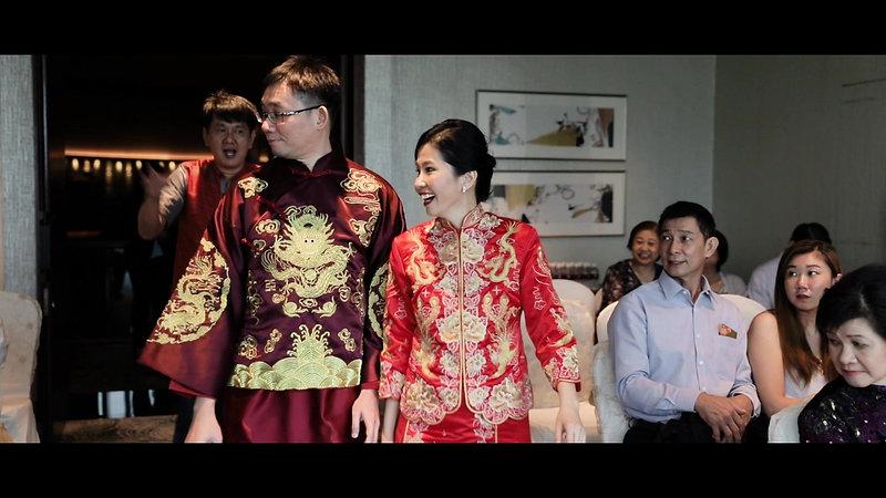 Tony and Pei Han's Wedding Day