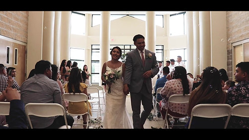 JAMES + RITA WEDDING