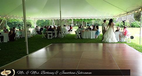 Bethany's & Jonathan's Reception