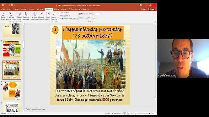 SNQ Laval Journée des Patriotes