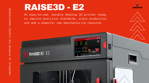 The Additive Review - 3D Printer Raise3D E2