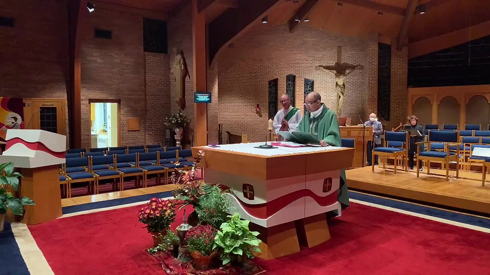 Saturday Vigil Mass