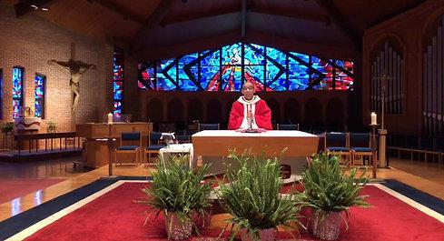 Friday Daily Mass