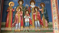 Роспись Вознесенского собора г.Геленджик 2019г.