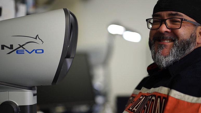 Armando Olivas Faces of IM Episode VII Electronic Technician