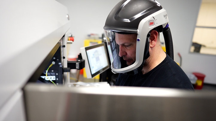 Ben Stiegemeier Faces of IM Episode XII Additive Manufacturing Lead