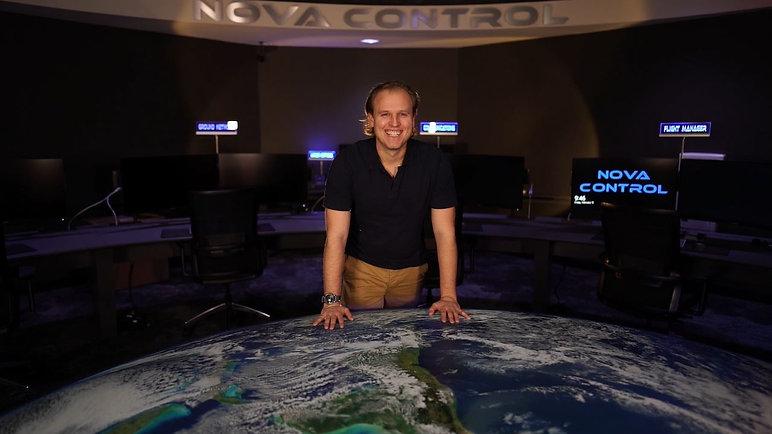 Mario Maggio Faces of IM Episode VIII Aerospace Engineer