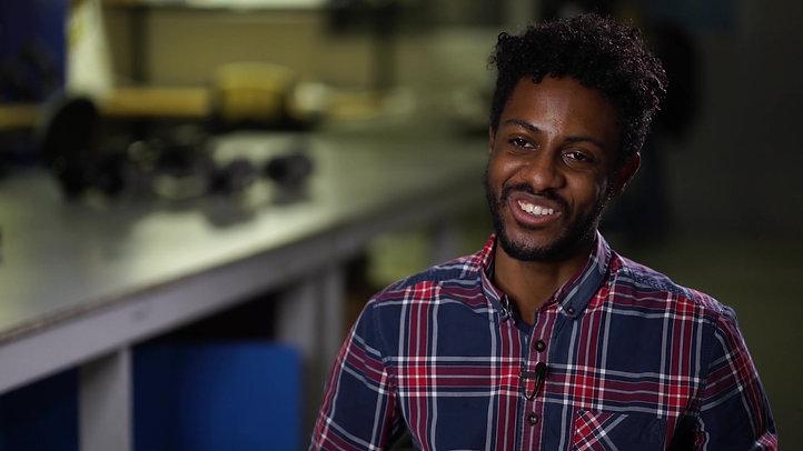 Cyrus Shy Faces of IM Episode IX Composite Technician