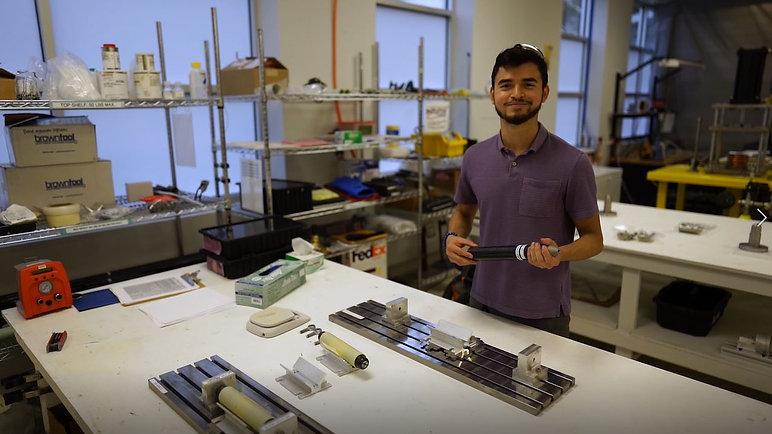 Alex Villeda Faces of IM Episode X Composite Technician