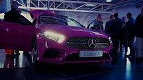 Mercedes Big evenement ciel Vinz