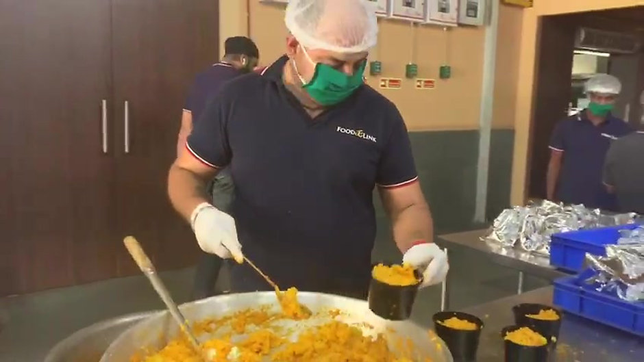 Foodlink Khichdi Project