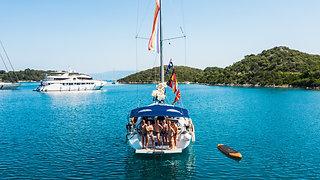 Pride Sailing Holidays
