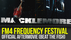 FM4 FREQUENCY FESTIVAL 2019 (Official Beat The Fish Aftermovie)
