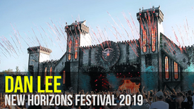 DAN LEE: New Horizons Festival 2019