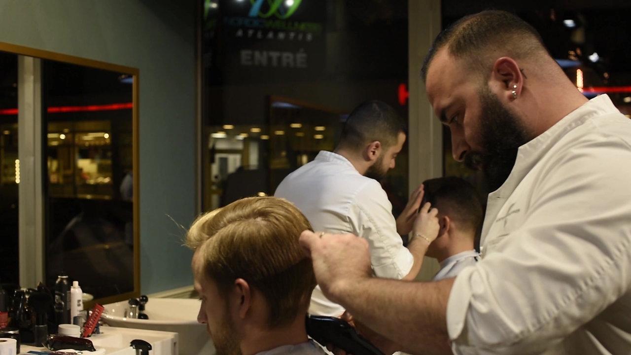 Mr Barbershop