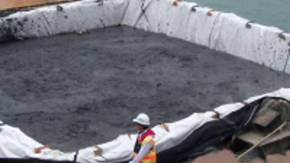 Geotextile Bags, Tubes and Containers
