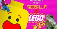 Godzilla VS Lego Men