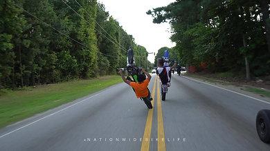 @uptopcorey vs @bikegod404