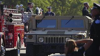 CALIFORNIA 911 MEMORIAL