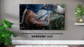 QLED Rugby / Samsung
