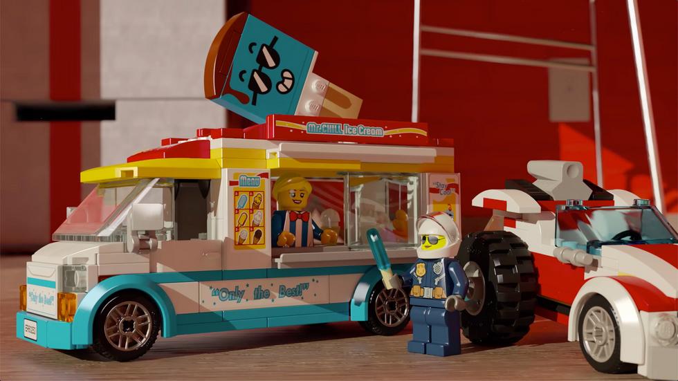 Vehicles 'Rebuild the World' / LEGO