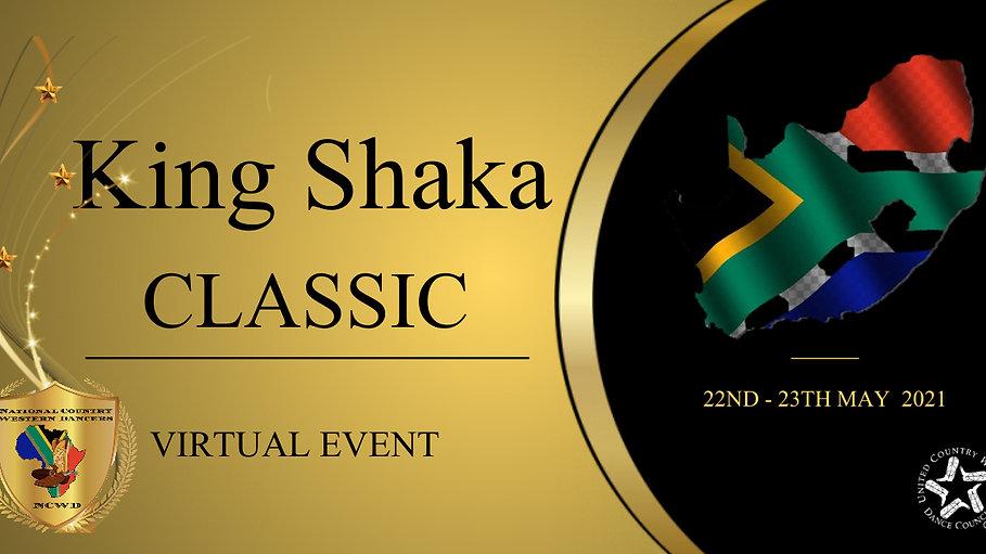 """KING SHAKA CLASSIC"" - 2021"