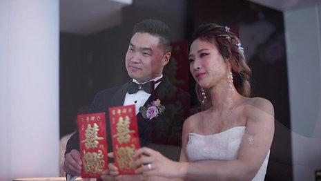 2018-04-21 Makiyo Mike Shanghai wedding video (extended)