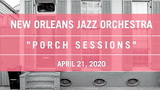 Porch Sessions Do You Know