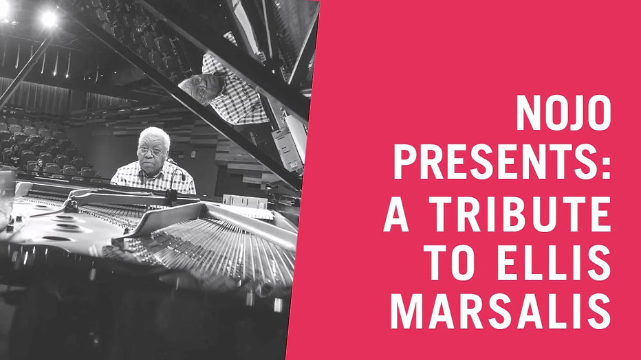 Ellis Marsalis Tribute