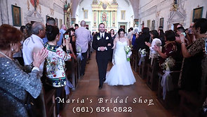 Viridiana & Jorge's Wedding