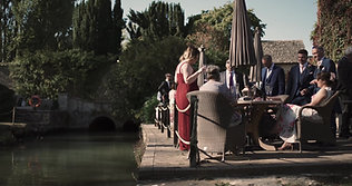 Special Vows at the Minster Mill, Cotswolds