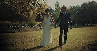 Louis & Michelle // Essendon Country Club