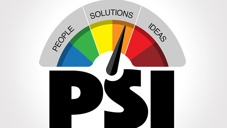 PSI (People. Solutions. Ideas)