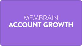 Membrain Account Growth