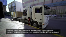 L001 Golden Cargo