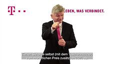 2015 Telekom Website - Sign Language (without sound)