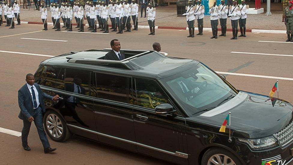 Range Rover KLASSEN | Das Präsidentenauto ist das offizielle Staatsauto des Präsidenten