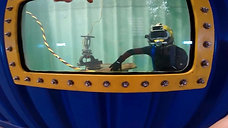 commercial diving helmet experience at cdi