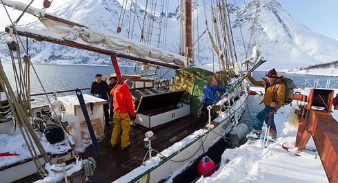 Split & Sail I Nord-Troms