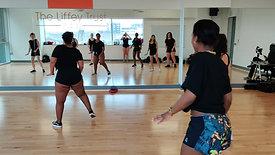 Deusa Afro-fit guest instructor workshop