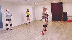 Anaconda Nicki Minaj Class recording