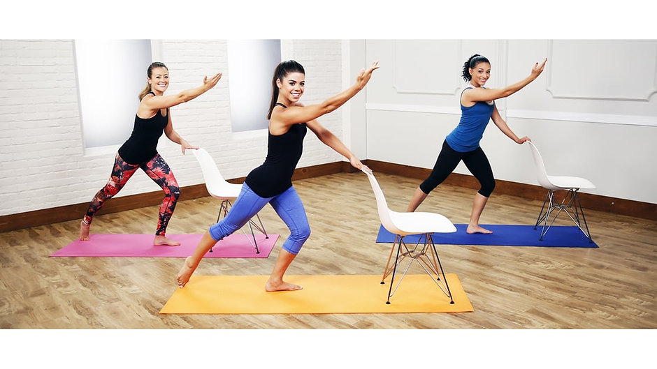 Live Steam Barre Classes