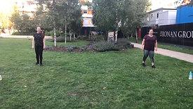 Outdoor TwerkFit Class
