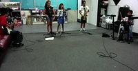 Diamonds:( Band Practice)