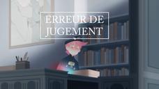 Erreur de Jugement (SHORT 2020)