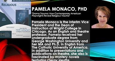 """""""Drama Trauma: How Contemporary American Playwrights Reveal Religious Trauma"""" (Pamela Monaco)"""