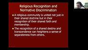 Religious Pluralism Versus Exclusionism: Recognition Versus Misrecognition