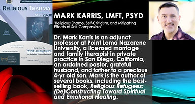 """""""Religious Shame, Self-Criticism, and Mitigating Effects of Self-Compassion"""" (Mark Karris)"""