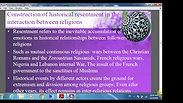 The Construction of  Historical Feelings and Interaction Between Religions