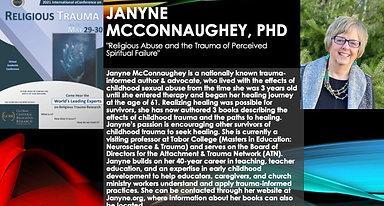 """Religious Abuse and the Trauma of Perceived Spiritual Failure"" (Janyne McConnaughey)"